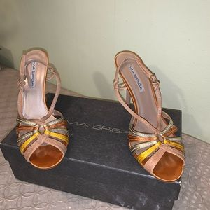 Via Spiga Strappy Sandal
